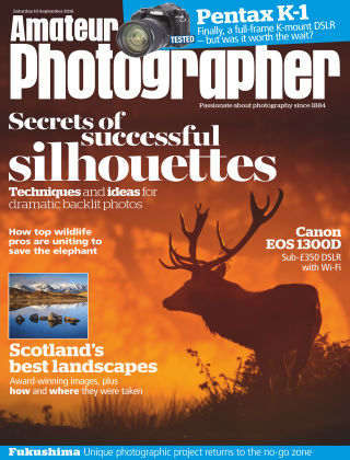 Amateur Photographer 10th September 2016