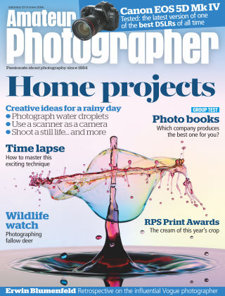 Amateur Photographer 22nd October 2016