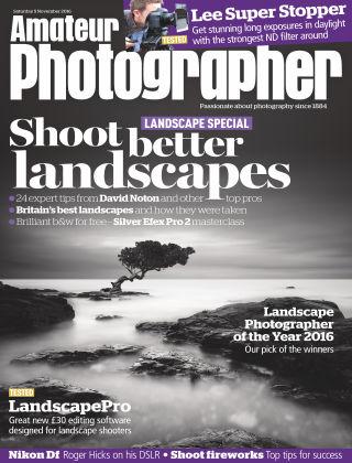 Amateur Photographer 5th November 2016