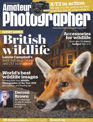 Amateur Photographer 19th November 2016