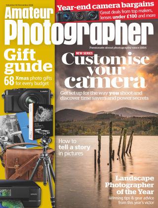 Amateur Photographer 26th November 2016
