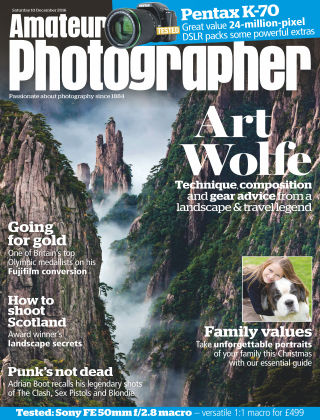 Amateur Photographer 10th December 2016