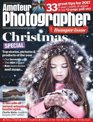 Amateur Photographer 17th December 2016