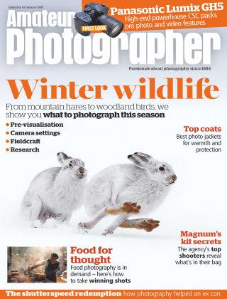 Amateur Photographer 14th January 2017