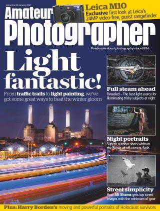 Amateur Photographer 28th January 2017