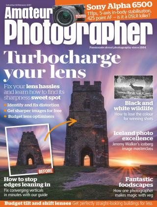 Amateur Photographer 18th February 2017