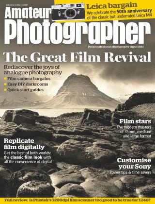 Amateur Photographer 11th March 2017