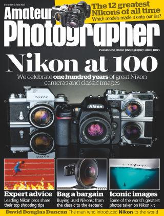 Amateur Photographer 8th July 2017
