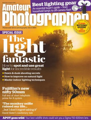 Amateur Photographer 5th August 2017