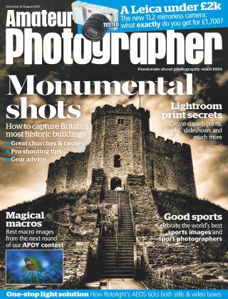 Amateur Photographer 12th August 2017