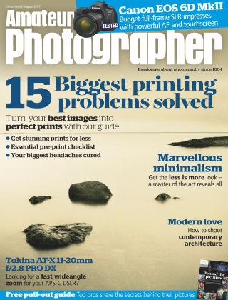 Amateur Photographer 19th August 2017