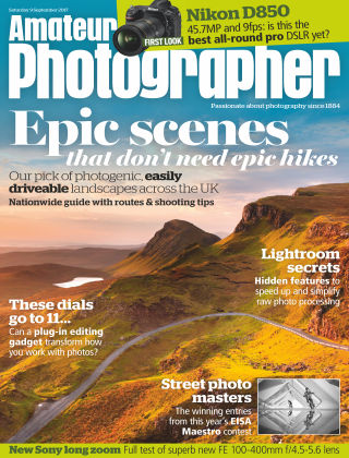 Amateur Photographer 9th September 2017