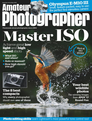 Amateur Photographer 14th October 2017