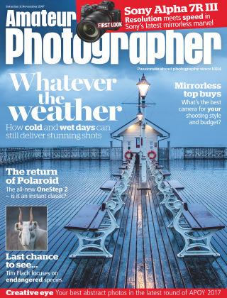 Amateur Photographer 11th November 2017