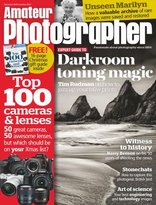 Amateur Photographer 18th November 2017