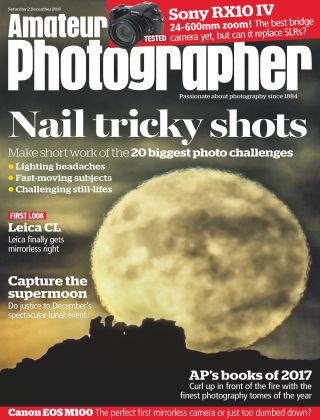 Amateur Photographer 2nd December 2017