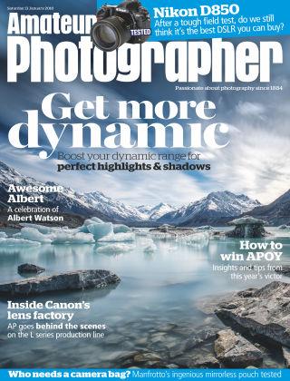 Amateur Photographer 13th January 2018