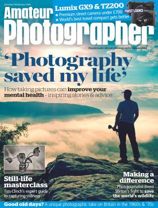 Amateur Photographer 24th February 2018