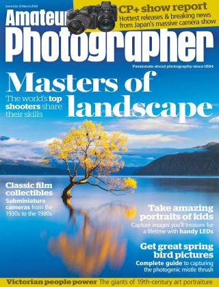 Amateur Photographer 3rd April 2018