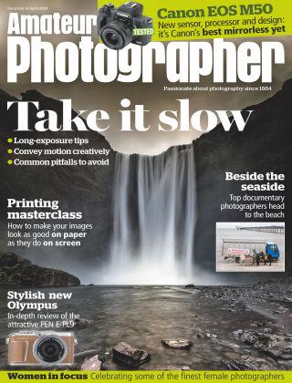 Amateur Photographer 14th April 2018