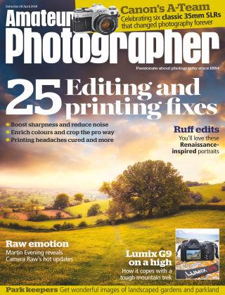 Amateur Photographer 28th April 2018