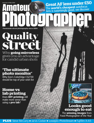 Amateur Photographer 12th May 2018