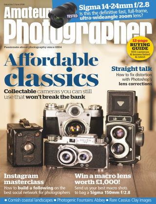 Amateur Photographer 2nd June 2018
