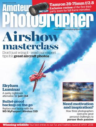 Amateur Photographer 30th June 2018