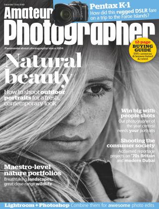 Amateur Photographer 7th July 2018