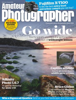 Amateur Photographer 4th August 2018