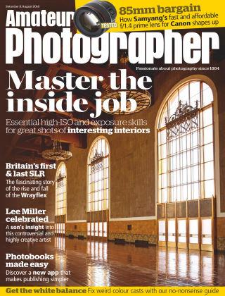 Amateur Photographer 11th August 2018