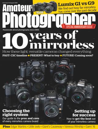 Amateur Photographer 18th August 2018