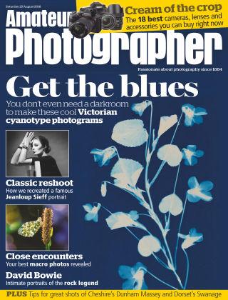 Amateur Photographer 25th August 2018