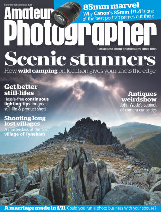 Amateur Photographer 15th September 2018