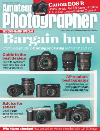 Amateur Photographer 22nd September 2018