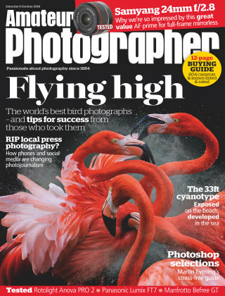 Amateur Photographer 6th October 2018
