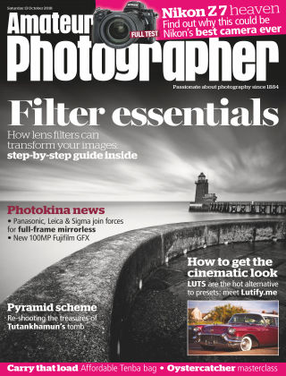Amateur Photographer 13th October 2018