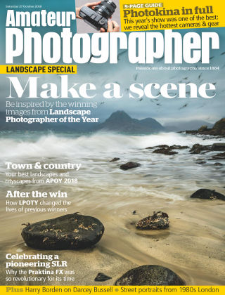 Amateur Photographer 27th October 2018