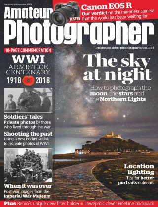 Amateur Photographer Nov 10 2018