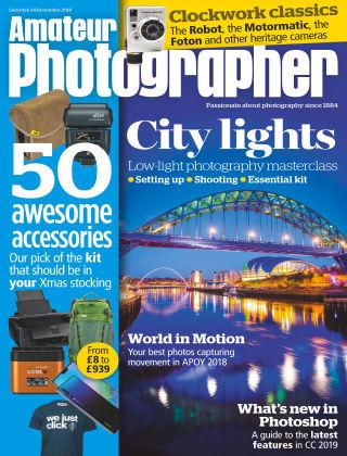 Amateur Photographer Nov 24 2018