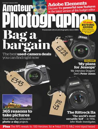 Amateur Photographer Jan 5 2019