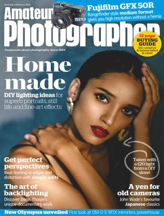 Amateur Photographer Feb 2 2019