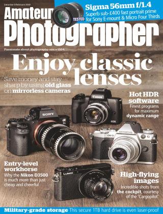 Amateur Photographer Feb 9 2019