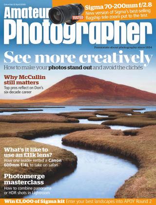 Amateur Photographer Apr 13 2019