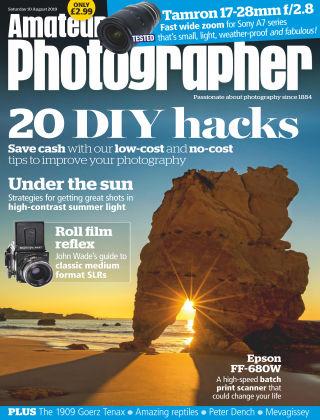 Amateur Photographer Aug 10 2019