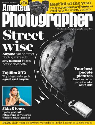 Amateur Photographer Aug 31 2019