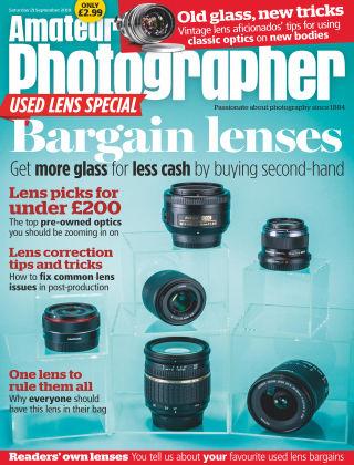 Amateur Photographer Sep 21 2019