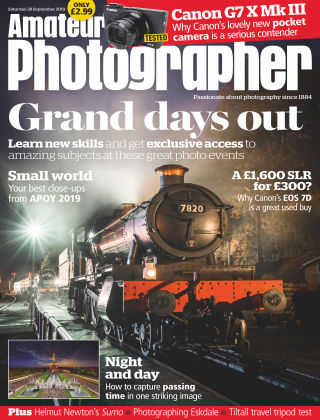 Amateur Photographer Sep 28 2019