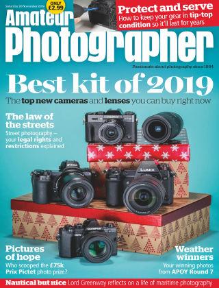 Amateur Photographer Nov 30 2019