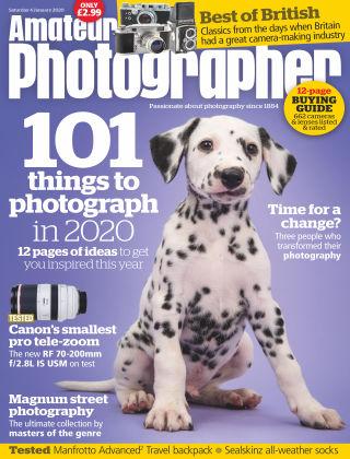 Amateur Photographer Jan 4 2020